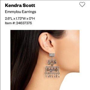 Kendra Scott Jewelry - Kendra Scott emmylou earrings